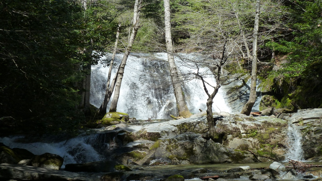 Brandy Creek Falls