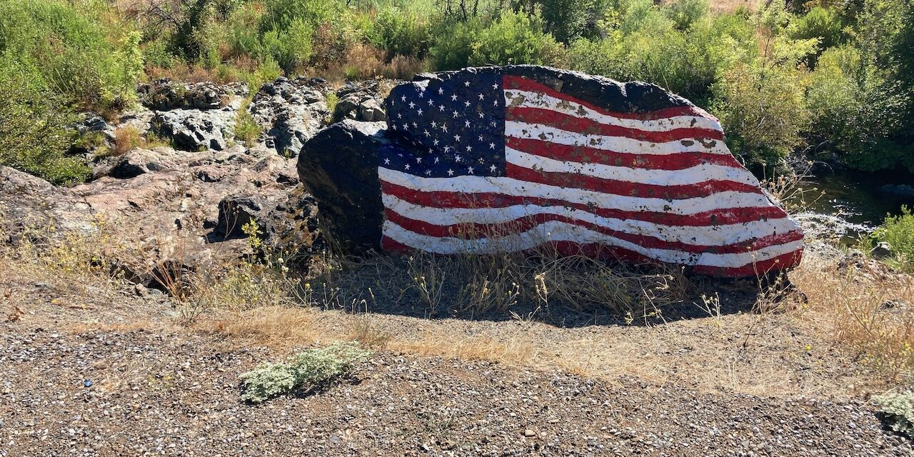 Old Glory Rock